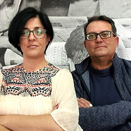 Antonio Gisbert y María Dolores Marcos